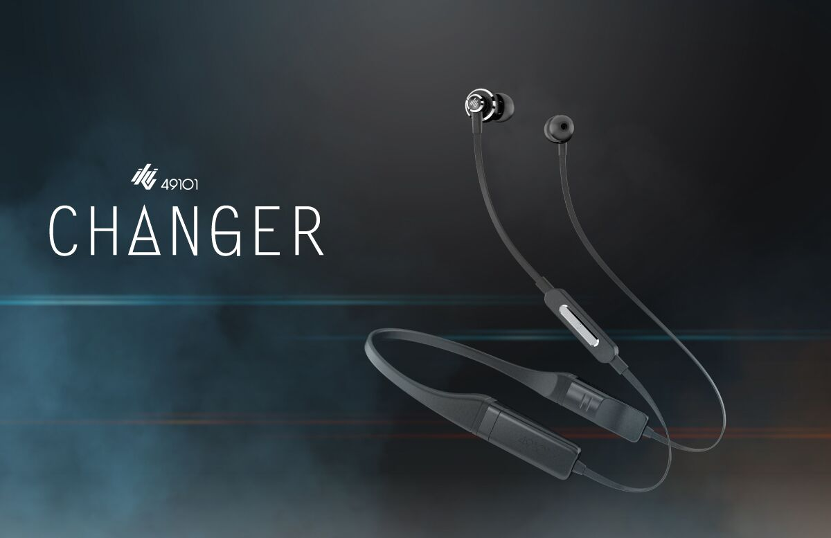 This Wireless Earphone could give and take charge from your phone