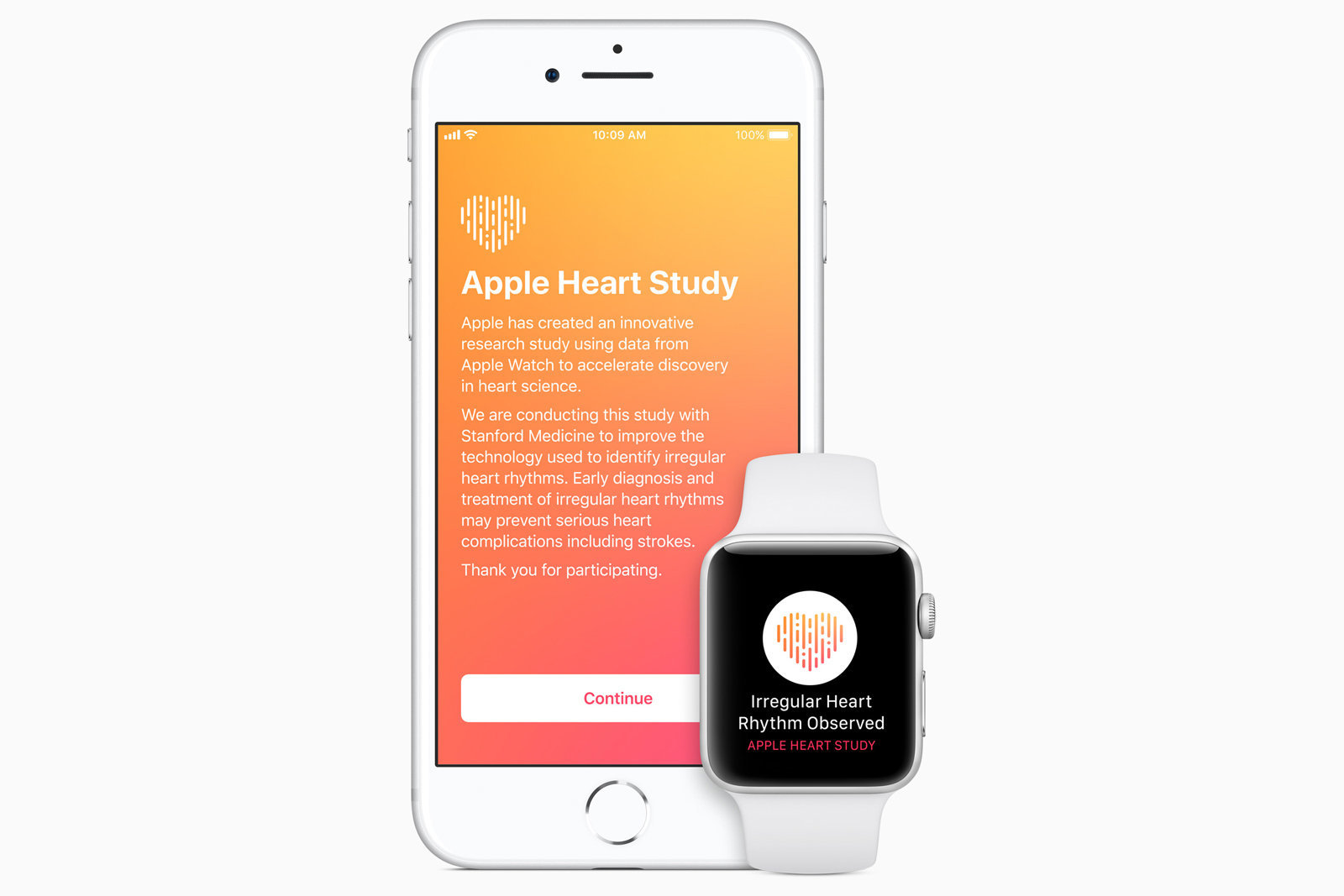 Latest Stanford's Apple Watch Study found irregular heartbeats in around 2,000 patients