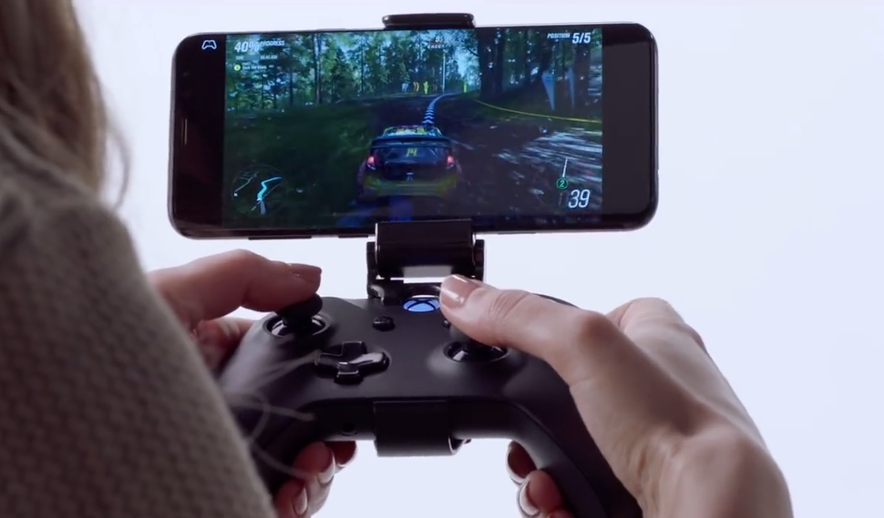 Xbox shows Forza Horizon 4 running on Android device due to Project xCloud